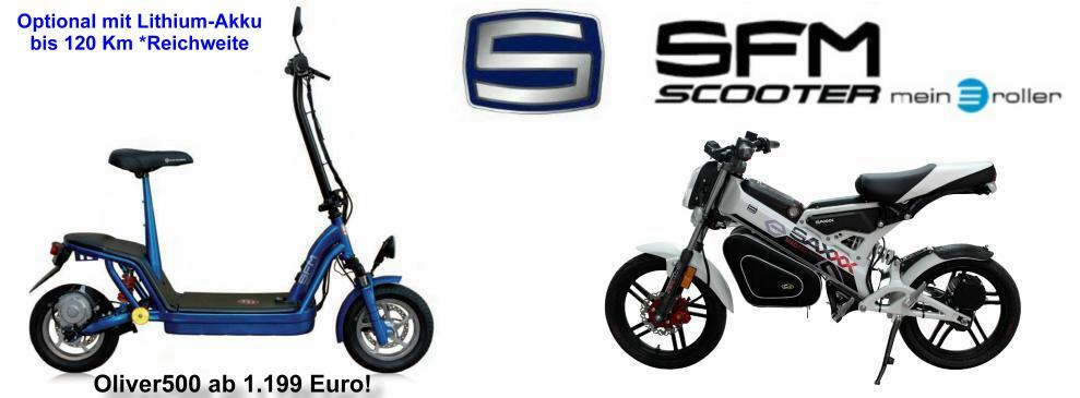 SFM Scooter
