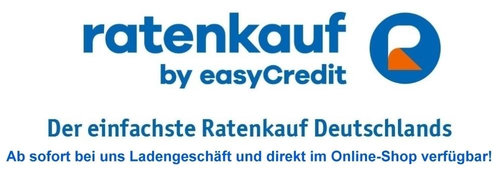 Ratenkauf by EasyCredit - in Raten zahlen