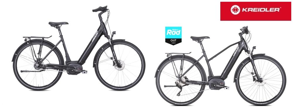 Kreidler City-Bikes