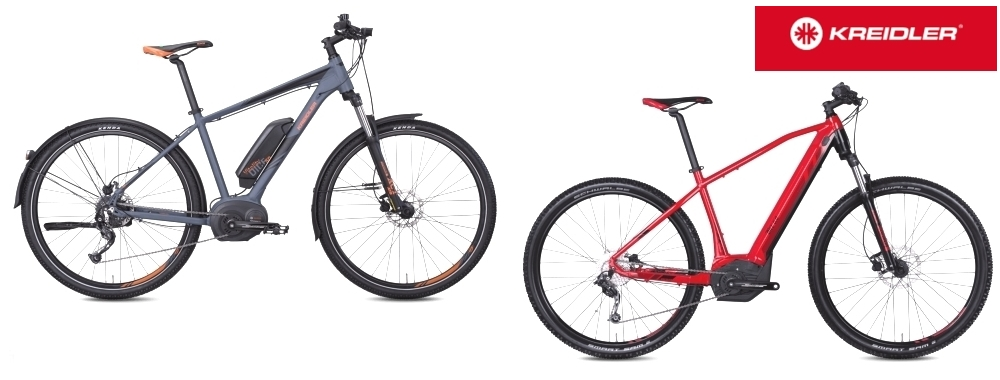 Kreidler Mountain-Bikes