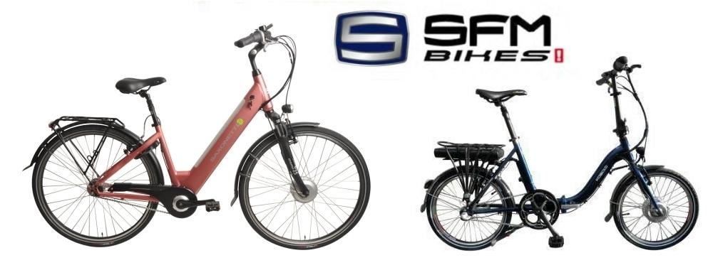 SFM Bikes - Klappräder & City-Bikes